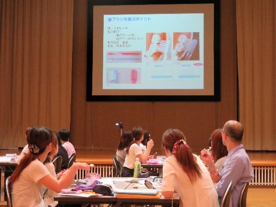 島根県糖尿病療養指導士第11期、第3回認定研修会報告口腔ケア
